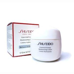 🆕 Shiseido Essential Energy Cream w/ReNura Tech!